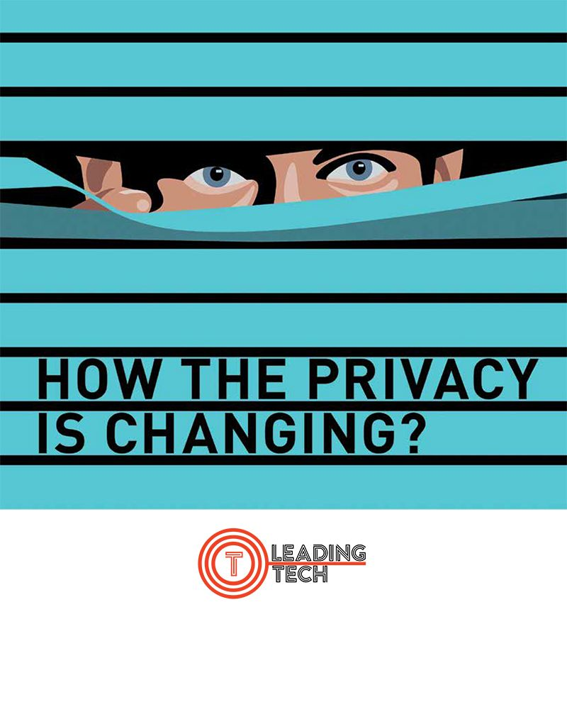 How privacy is changing?